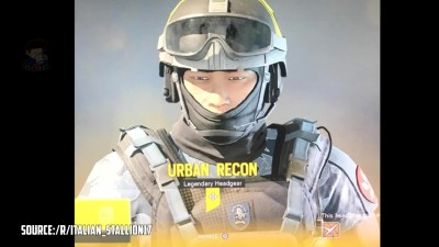 Rainbow Six Siege ALL NEW Alpha Packs Skins R6