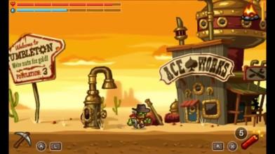 "SteamWorld Dig ""Релизный трейлер Nintendo 3DS"""