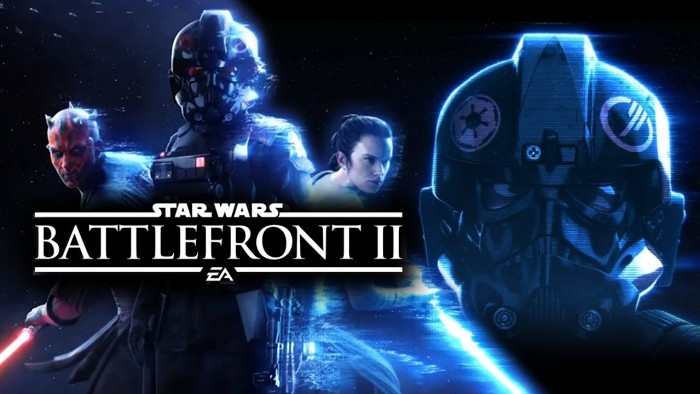 Star Wars Battlefront I, II, III: Почему женщина главный герой Star Wars: Battlefront II