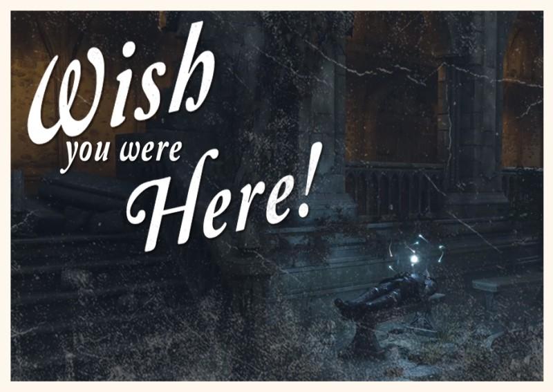 Авторы Demon's Souls посмеялись над игроками, пытающимися открыть новый тайник