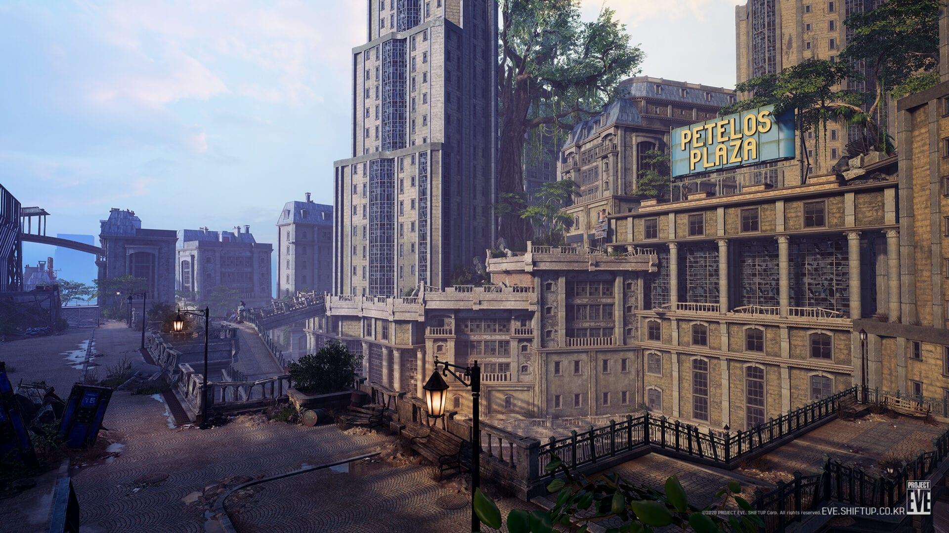 Трейлер и скриншоты предстоящей однопользовательской RPG Project EVE
