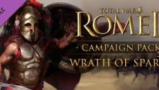 Total War: Rome 2. Wrath of Sparta - Анонс и подробности