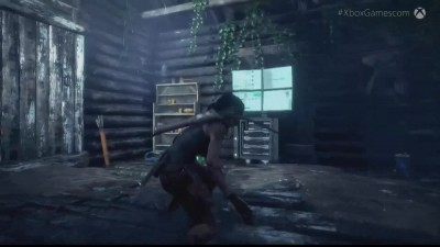 "Rise Of The Tomb Raider ""Гемплей с Gamescom 2015"""