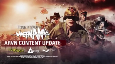 Rising Storm 2: Vietnam - Релизный трейлер ARVN Update