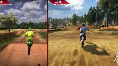 Эволюция MX vs. ATV Graphics на PC (2006 - 2018) | ULTRA