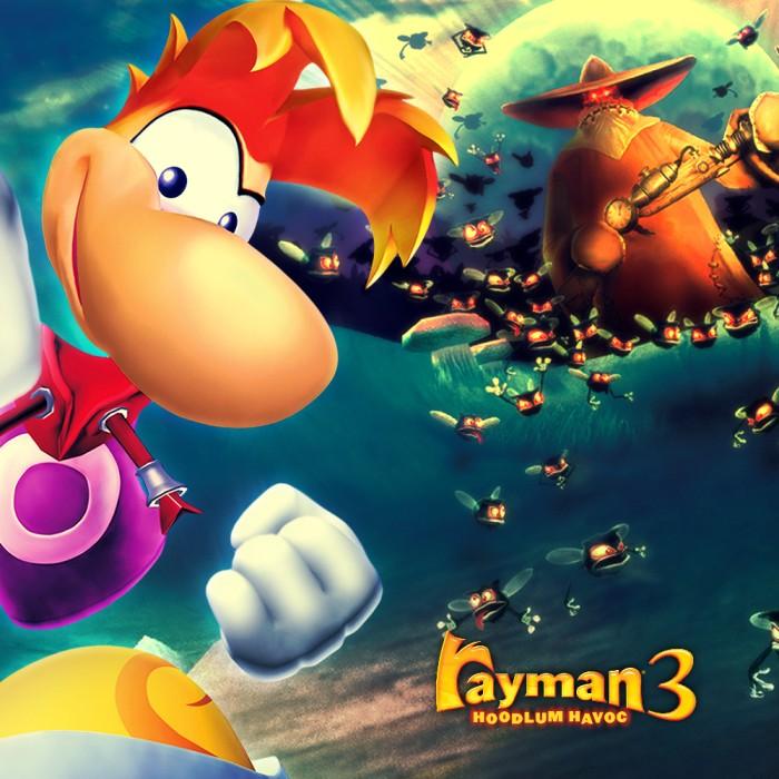 rayman игры онлайн