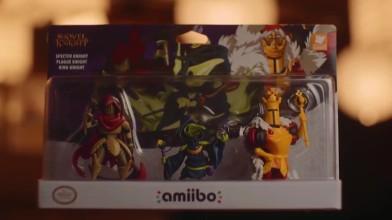 Shovel Knight - анонсированы новые amiibo