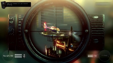 "Hitman: Sniper Challenge ""Голубиный убийца""."
