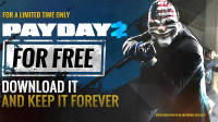 PAYDAY 2 - Раздача Steam