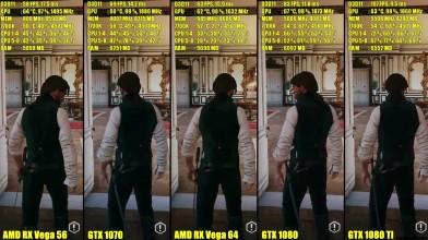 Assassin's Creed Unity 1080 TI Vs AMD RX Vega 64 Vs 1080 Vs AMD RX Vega 56 Vs 1070 Тест производительности Сравнение ФПС