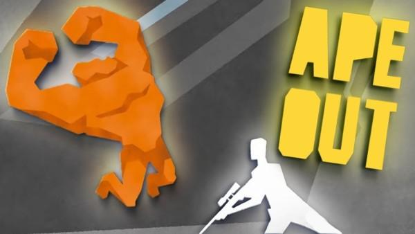В Epic Games Store началась бесплатная раздача битемапа Ape Out