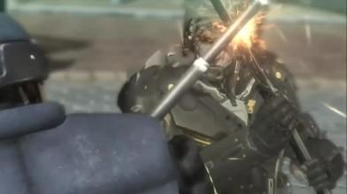 Metal Gear Rising - обзор от Angry Joe [Русская озвучка]