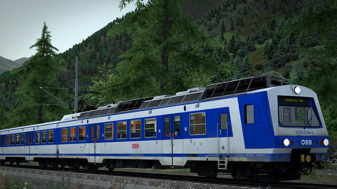 TS: Mittenwald Railway скоро в Стиме