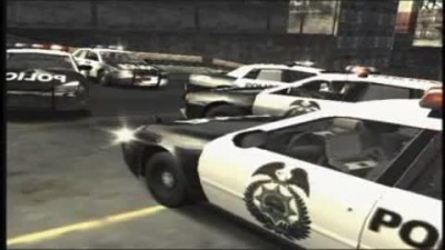 Need for Speed: Most Wanted #4