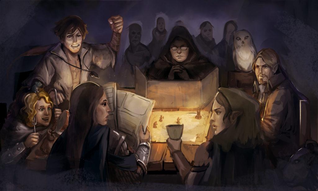 """Поклонники Dungeons & Dragons призывают убрать из игры термин """"раса"""""""