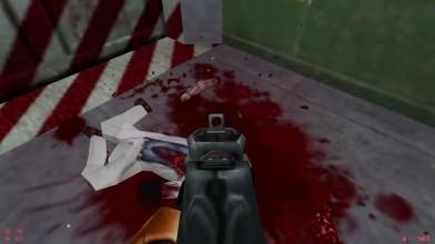 Brutal Half Life (BETA 2) - демонстрация мода