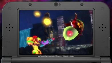 Самус возвращается - представлен рекламный ролик Metroid Samus Returns для 3DS