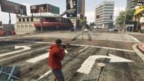 ������������ Grand Theft Auto 5 (GTA V): ���-���/Cheat-Mode (������������� ����� / Vehicle Cannon Mod 1.0)