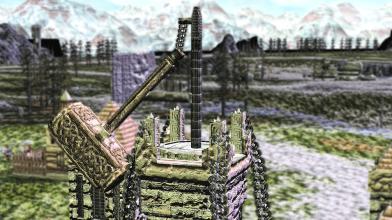 The Last Hope of the Third Age - Железные Холмы