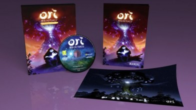 Ori and the Blind Forest: Definitive Edition выйдет на дисках 14 июня