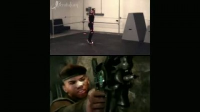 "Red Faction: Armageddon ""Motion Capture Trailer"""