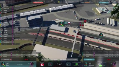Motorsport Manager PC. Режим карьеры, 2 сезон, гонка 5