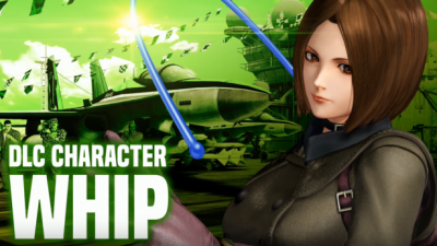 Whip - новый боец в The King of Fighters XIV
