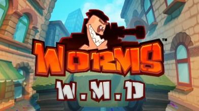 Бука выпустит Worms W.M.D. полностью на русском языке!
