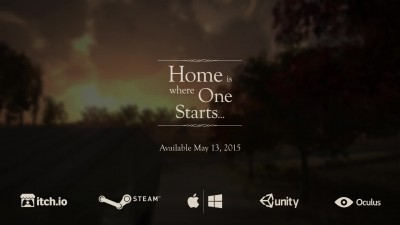 Home is Where One Starts... Релизный трейлер