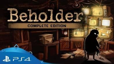 Beholder: Complete Edition появится на PS4 16 января 2018 года