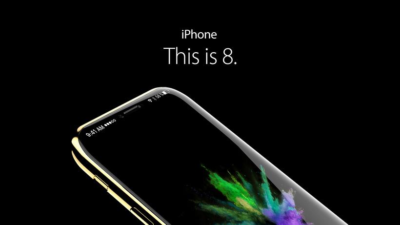 В2015-м году выйдет iPhone cобернутым вокруг корпуса дисплеем