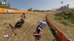 Геймплей The Crew 2: LA Motocross Race