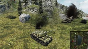 ������� � World of Tanks