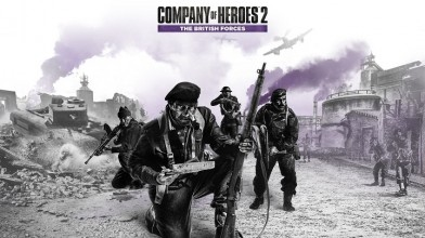 Оцени Company of Heroes 2 - The British Forces