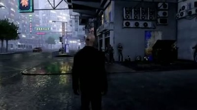 "Sleeping Dogs ""Hitman Character Pack """