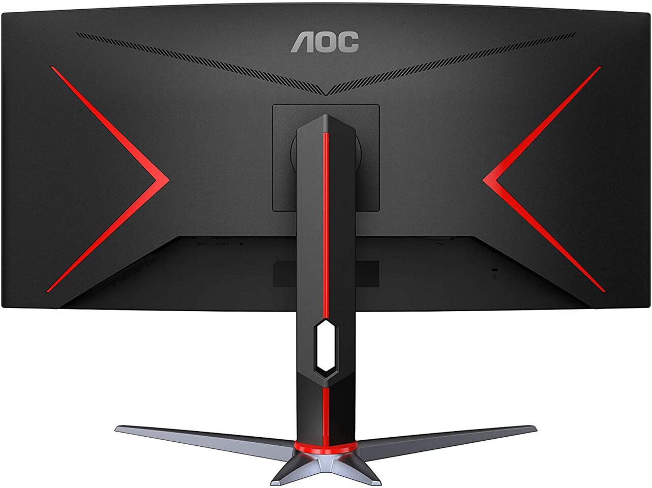34-дюймовый монитор AOC CU34G2X оценен в 450 долларов