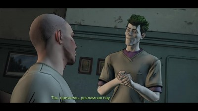 The Telltale Game Series Episode 4 НАЧАЛО НА РУССКОМ!
