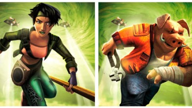 Beyond Good & Evil HD в PSN в мае 2011