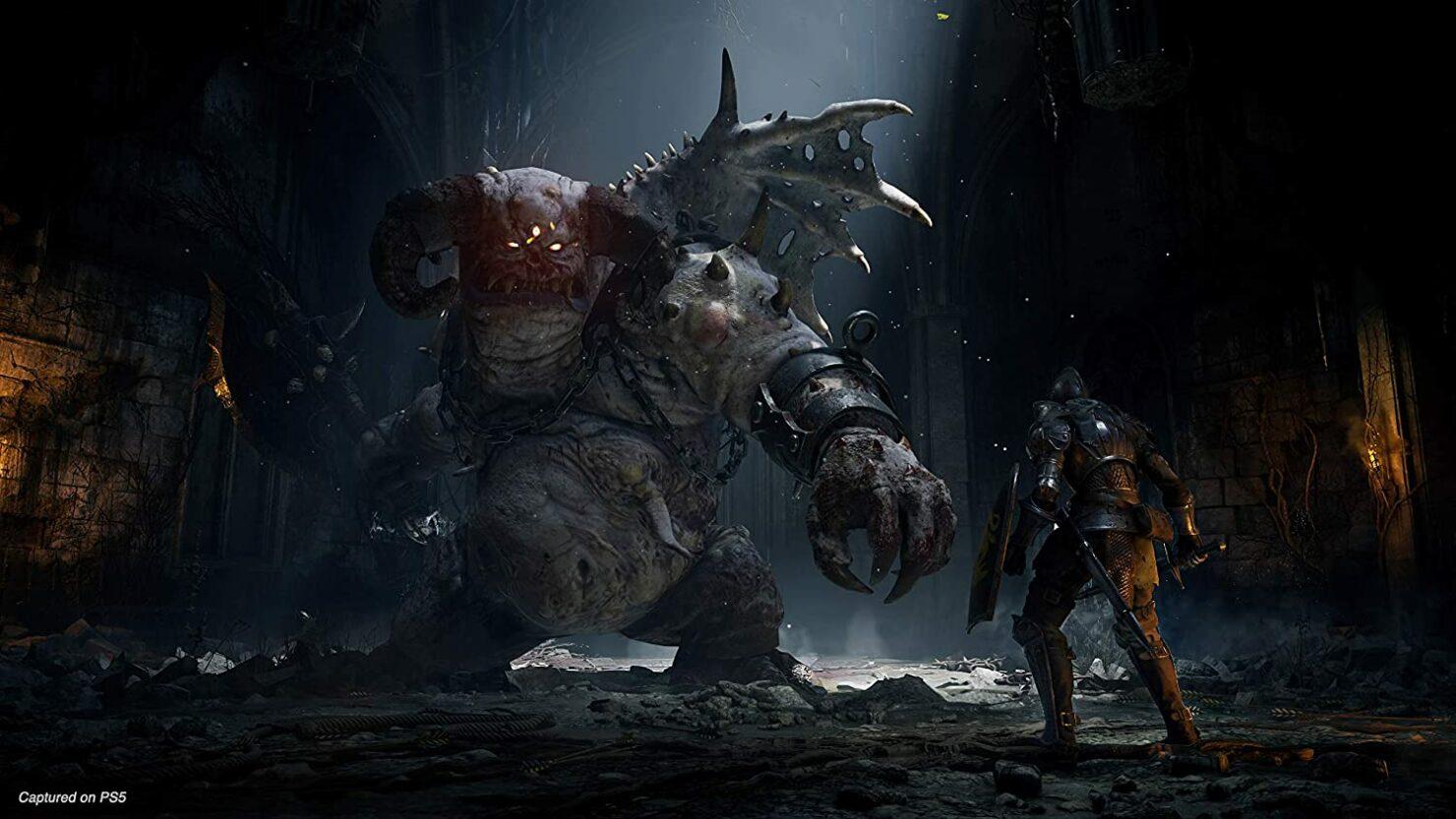 На Amazon появились скриншоты и бокс-арт Demon's Souls, а также бокс-арты некоторых других игр для PlayStation 5