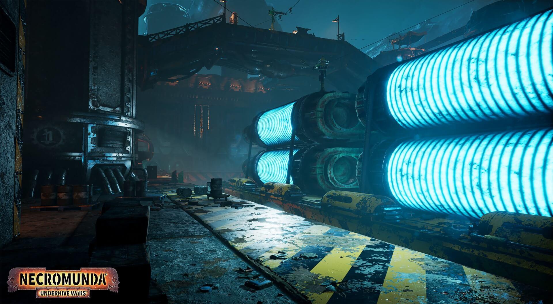 Necromunda: Underhive Wars выходит 8 сентября; новые скриншоты