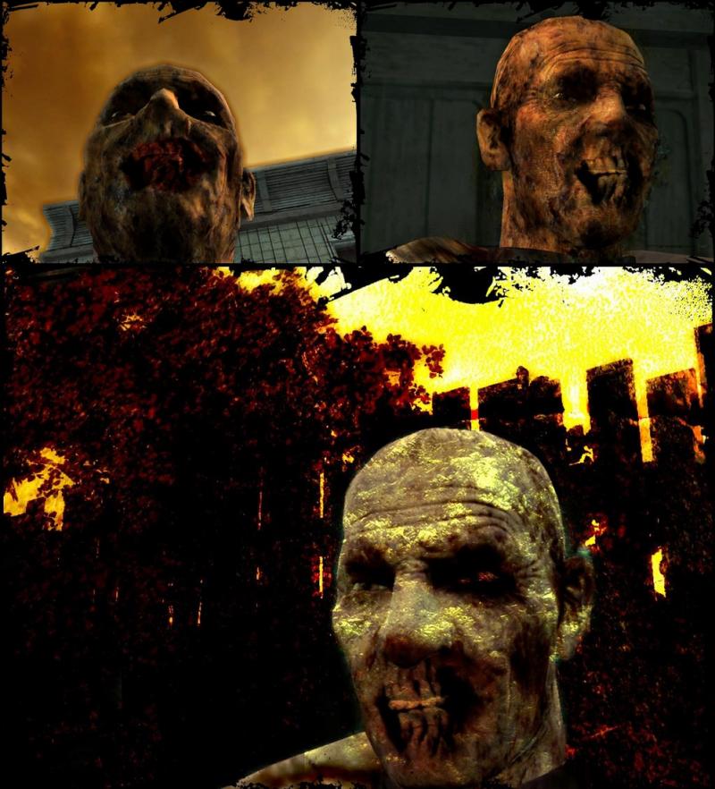 Первые скриншоты Island of the Living Dead
