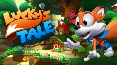 Super Lucky's Tale - Microsoft снова радует региональными ценами