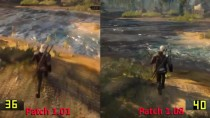 Тест FPS в The Witcher 3 - 1.01 vs 1.08 (GTX 760)