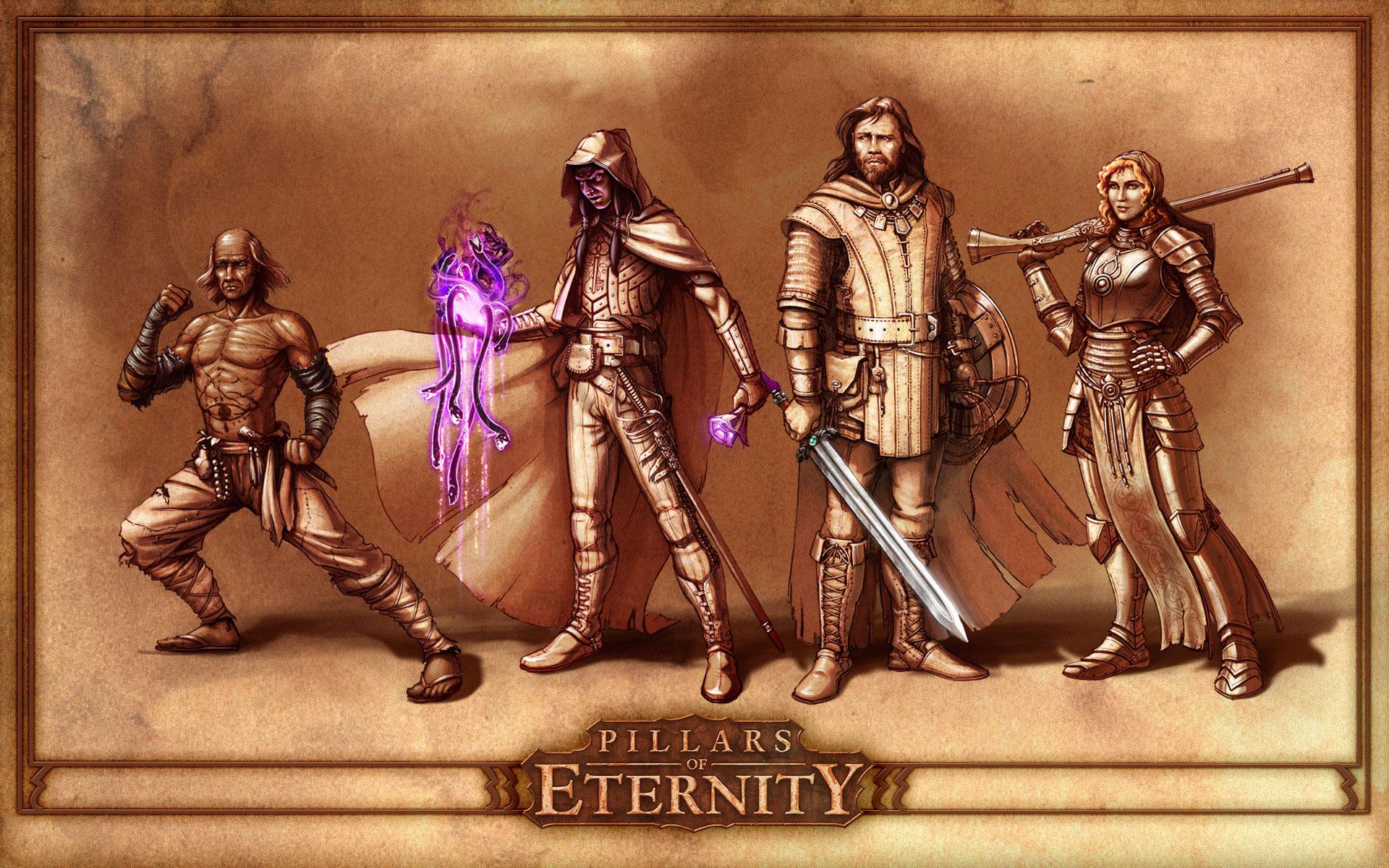Pillars Of Eternity Build Wizard