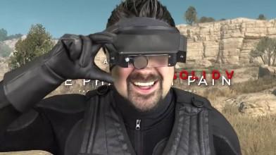 MGS: The Phantom Pain - Пародийный скетч от Angry Joe