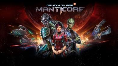 Открыта предварительная регистрация в Galaxy on Fire 3 - Manticore