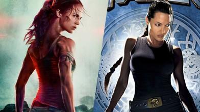 Tomb Raider с Алисией Викандер не смог превзойти Tomb Raider с Анджелиной Джоли