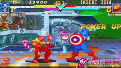 История MARVEL VS. CAPCOM (1994-2015)