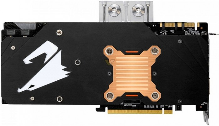 GeForce GTX 1080 Ti Aorus WaterForce WB Xtreme Edition