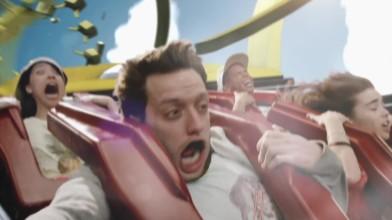 "ScreamRide ""новый трейлер"""